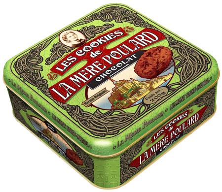 11. La Mere Poulard Cookies, Double Chocolate Chip