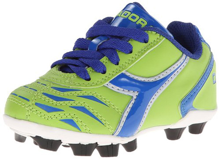 10. Diadora Capitano MD JR Soccer Shoe