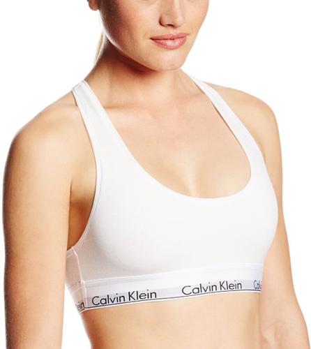 8. Calvin Klein Women's Modern Cotton Bralette