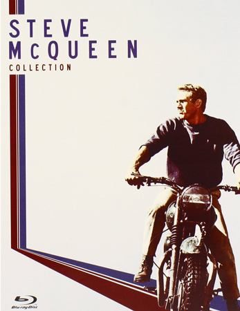 25. The Steve McQueen Collection Blu-ray