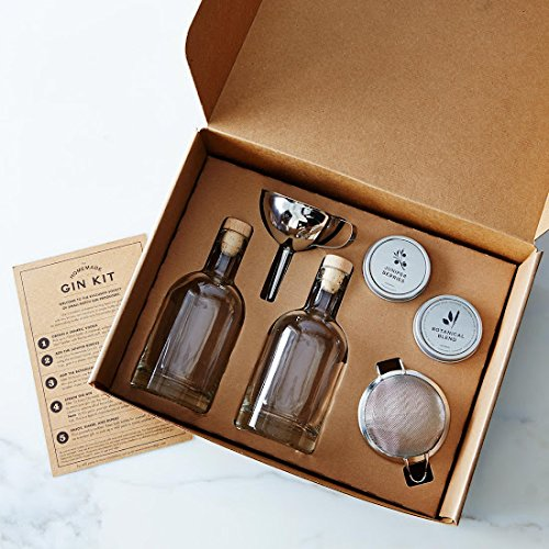 43. The Homemade Gin Kit, Brown