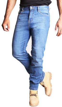 5. HB's Premium Quality Motorbike DuPontTM Kevlar® Jeans - Biker's Jeans