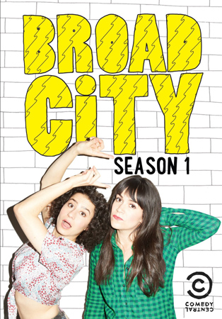 32. Broad City: Season 1