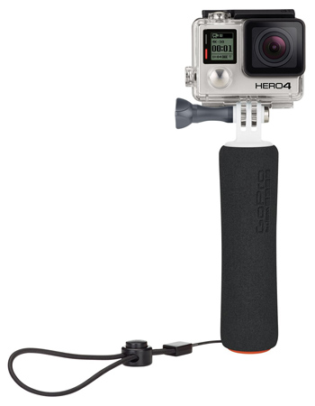 "15. GoPro Floating Hand Grip: ""The Handler"""