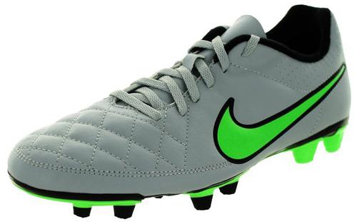 6. Nike Men's Tiempo Rio II FG Soccer Cleat