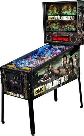 40. Stern Pinball The Walking Dead Arcade Pinball Machine Premium Edition