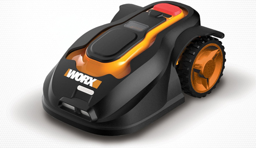 35. WORX Landroid Robotic Lawn Mower, 28-volt WG794