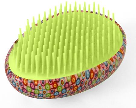 10. The Detangler Hairbrush for Women, Girls, Kids