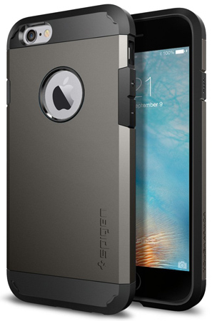 4. iPhone 6s Case, Spigen [Extreme Protection]