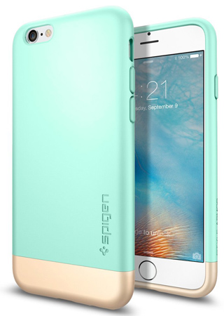 5. iPhone 6s Case, Spigen® [Style Armor]