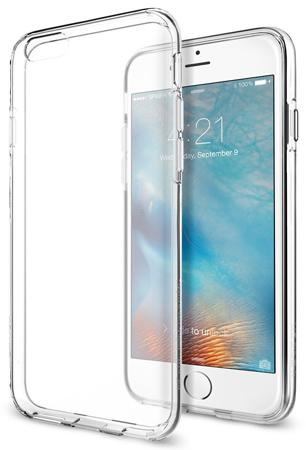 2. iPhone 6s Case, Spigen® [Liquid Crystal] Ultra Thin Premium