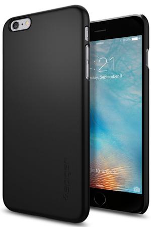 18. iPhone 6s Plus Case, Spigen® [Thin Fit]