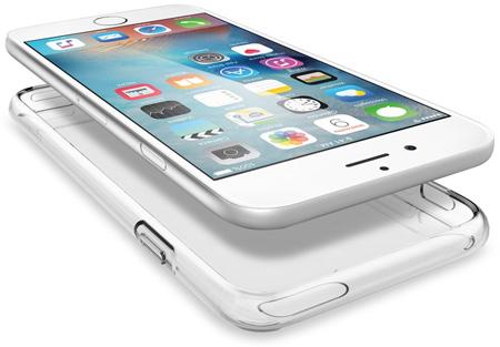 9. iPhone 6s Plus Case, Spigen® [Liquid Crystal]