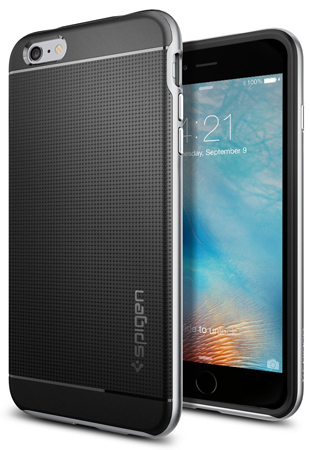 16. iPhone 6s Plus Case, Spigen® [Neo Hybrid]