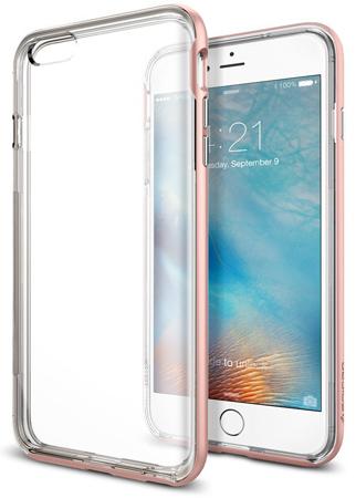 6. iPhon 4.9e 6s Plus Case, Spigen® [Neo Hybrid EX]