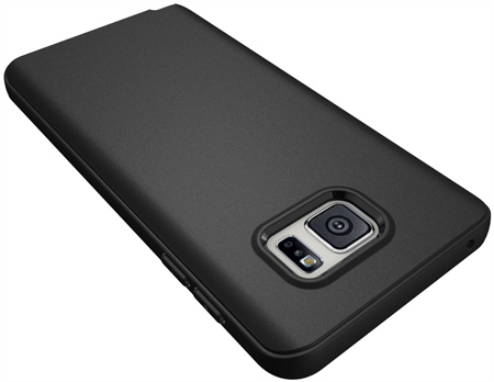 17. Diztronic gives you a Full Matte Flexible TPU Case for your Samsung Galaxy Note 5