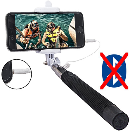 4. Worry Free Goodie Selfie Stick