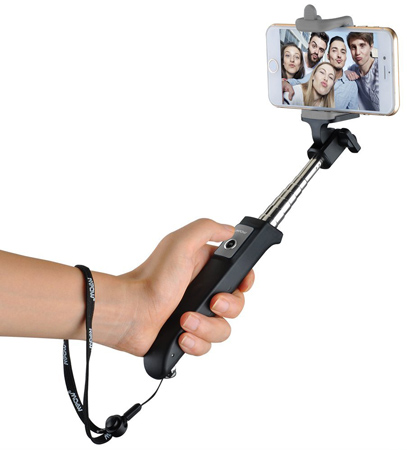 22. MPOW iSnap Portable Self-portrait Monopod