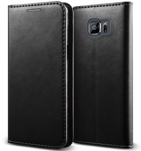 9. Samsung Galaxy Note 5 Protection In Genuine leather