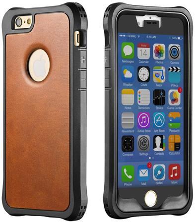 26. iPhone 6S Case, OBLIQ Slim Meta II