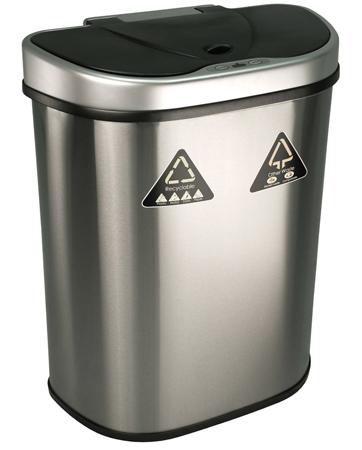 4. Nine Stars Trash Can/Recycler