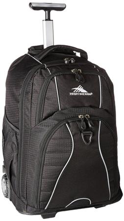 4. High Sierra Freewheel Wheeled Book Bag Backpack from High Sierra