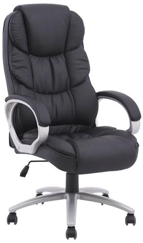 2. High Back Executive PU Leather Ergonomic Office Desk Computer Chair O10