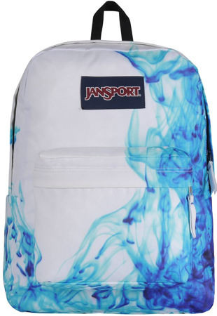 6. JanSport T501 SuperBreak Backpack