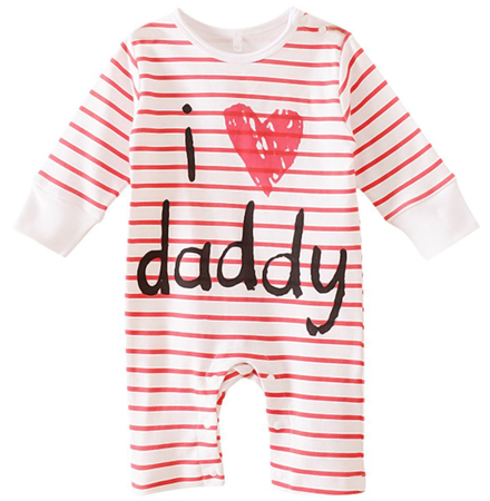 6. Dream~House~ Baby Rompers