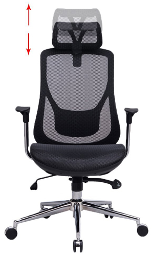 5. VIVA OFFICE High Back Mesh Chair, Executive& Managerial Chair