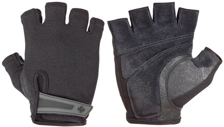 10. 155 Power StretchBack Gloves by Harbinger