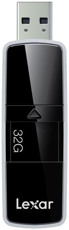 2. Lexar JumpDrive P10 32GB USB 3.0 Flash Drive LJDP10-32GCRBNA