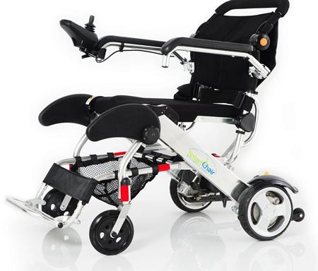 7. Smart Chair Powered Wheelchair