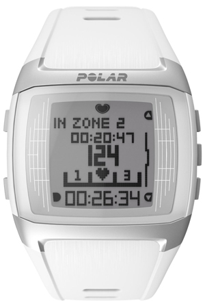 20. Polar FT60 Heart Rate Monitor