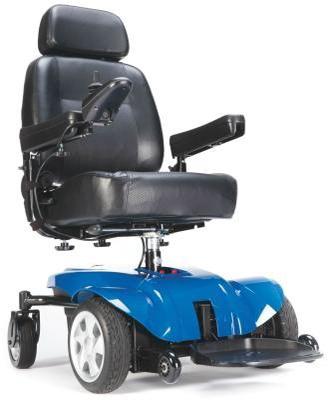 1. Invacare Pronto P31 Power Wheelchair