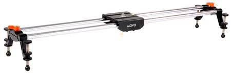 4. Rail Camera Track Slider by Movo