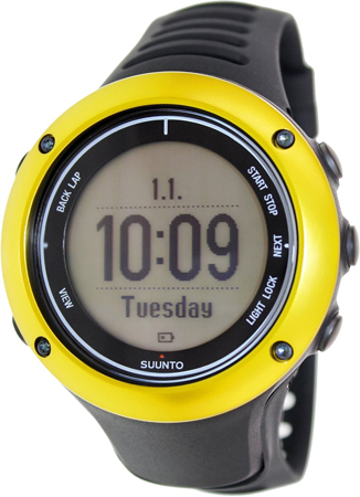 15. Suunto Ambit2 S Lime HR Mens GPS Watch