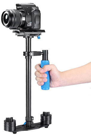 7. Handheld Stabilizer with Quick Release Plate by Neewer