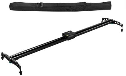 6. Middle DSLR Camera Slider Rail Track by Imorden