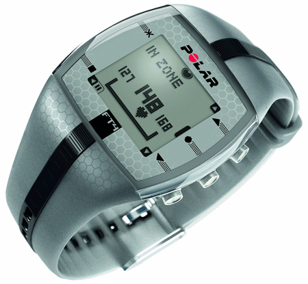 10. Polar FT4 Heart Rate Monitor