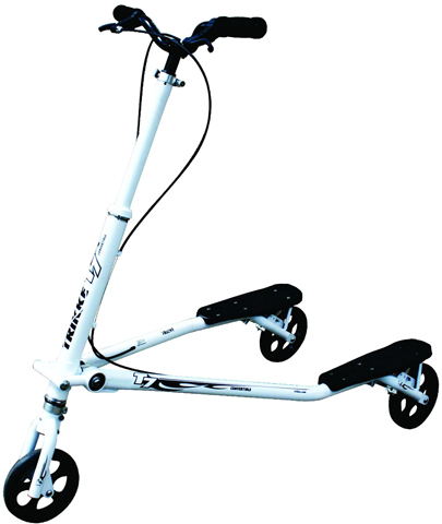 4. Trikke T7 Fitness Carving Scooter Convertible