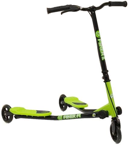 7. Yvolution: Y Fliker Scooter, Model: F1