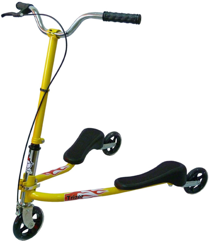 3. Triumph Mobility Trizer Adult Scooter