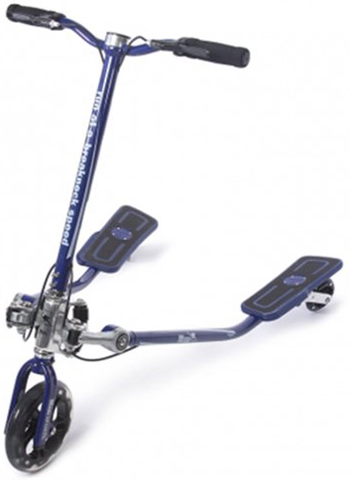 2. SkiMotion 3-Wheel Fitness Scooter