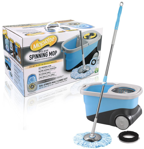 7. MopRite Spin Mop