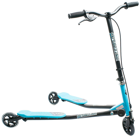 1. Sporter® Three Wheel Scooter by Active Play