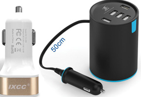 Top 10 Best Car Mobile Charger In 2015 Reviews