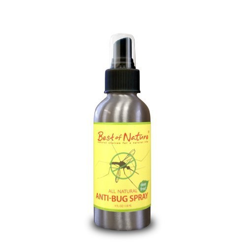 6. Best of Nature Anti-Bug Spray:
