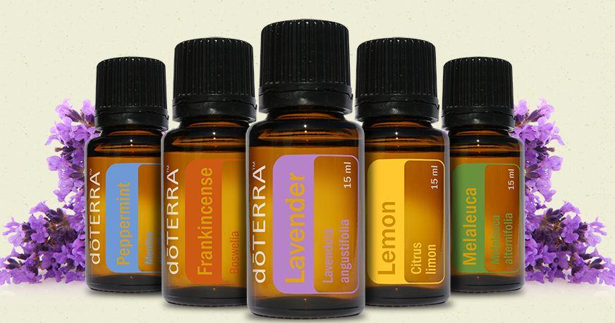 best essential oils doterra