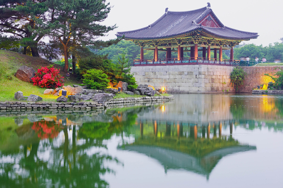 best places to visit in south korea gyeongju